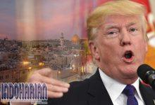 Trump Tepati Janji Resmikan Yerusalem Ibu Kota Israel, Menuai Banyak Kritik