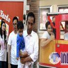 Rindu Tak Terbendung, Jokowi Bersama Cucu Habiskan Waktu Bersama