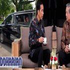 PertemuanJokowi-SBY Berlangsung Mendadak, Ini yang Dibahas