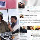 Ultah Jokowi ke-56, Medsos Kebanjiran Ucapan