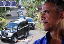 Obama Berlibur di Bali, Mencoba Uji Nyali Dengan Cara…