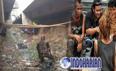 Permalink to Warga Cengkareng Dihebohkan Temuan Mayat Pria Tergantung di Kolong Tol