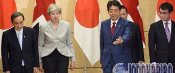 Inggris dan Jepang Gelar Pertemuan Serius!! Bahas Ancaman Nuklir Korut