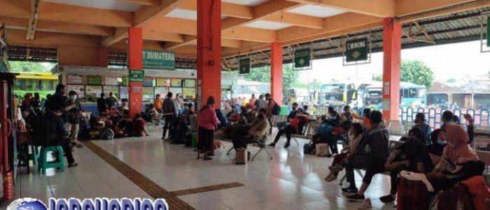 News!! H-1 Larangan Mudik, Stasiun Dan Terminal Sudah…