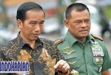 Isyarat Jenderal Gatot Sudah Terlihat Jelas di Panggung Politik