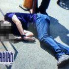 Video Korban Penembakan Davidson