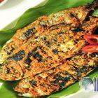 Resep Ikan Bakar Padang Bumbu Kuning Ala Rumahan