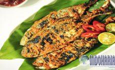 Permalink to Resep Ikan Bakar Padang Bumbu Kuning Ala Rumahan