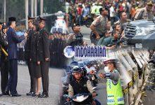 HUT Ke-71 Bhayangkara Jokowi Beri Pujian untuk Polri Atas…