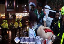 Serangan di Bogota, Pusat Perbelanjaan Kelas Atas, Menewaskan…