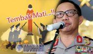 Permalink to Kapolri Tito: WNA Membawa Narkotika ke Indonesia, Selesaikan Secara Adat
