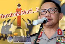 Kapolri Tito: WNA Membawa Narkotika ke Indonesia, Selesaikan Secara Adat