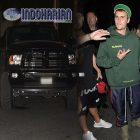 Batal Konser, Justin Bieber Menabrak Paparazi!!