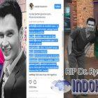 Ryan Thamrin Meninggal Dunia, Instagram Dibanjiri Ucapan Belasungkawa
