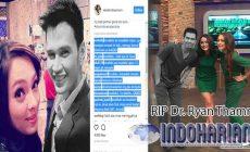 Permalink to Ryan Thamrin Meninggal Dunia, Instagram Dibanjiri Ucapan Belasungkawa