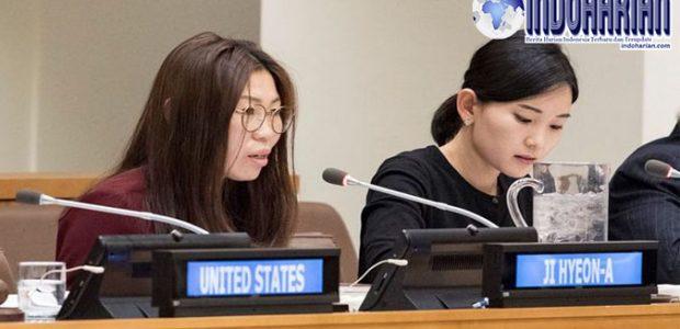 Ji Hyeon A Beberkan Kekejaman Rezim Korut Ke PBB