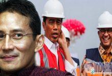 Keakraban Jokowi dan Anies Terlihat saat Moment-moment Ini