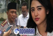 Polda Metro Jaya Menantang Dewi Perssik Dalam Kasus Ini