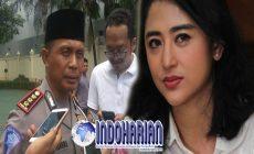 Permalink to Polda Metro Jaya Menantang Dewi Perssik Dalam Kasus Ini