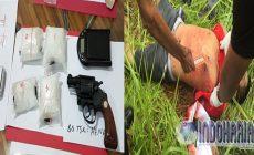 Permalink to Kejahatan Narkotika!! Polisi Tembak Mati Bandar Sabu