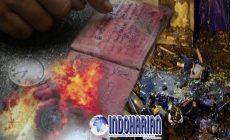 Permalink to Buku Berkode Diduga Kuat Milik Bomber Kampung Melayu, yang Isinya…