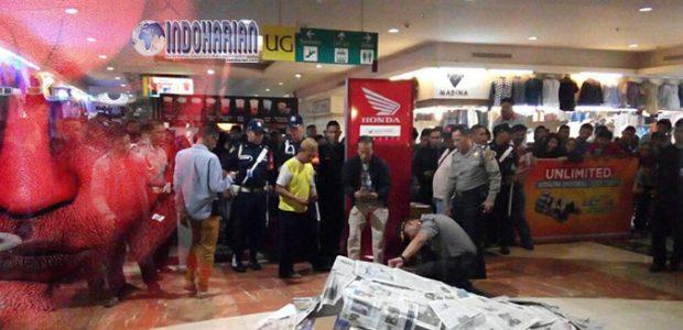 Misteri WN Filipina Terjun Dari Lantai 5 Mall Blok M Square