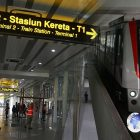Sudah Diresmikan, Kereta Tanpa Awak Jadi Primadona di Bandara Soekarno-Hatta