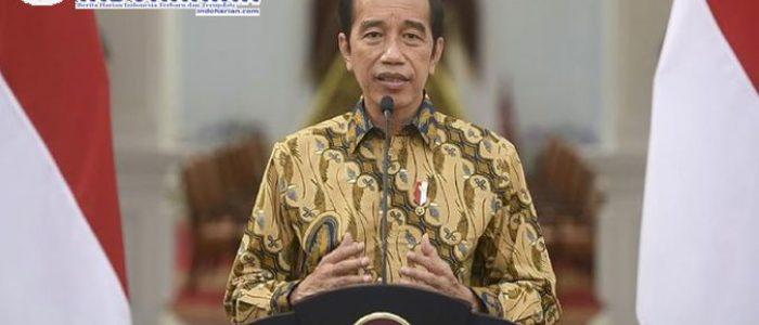 Matap!! ASN Melayani Bukan Dilayani, Kata Jokowi