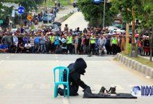 Dramaga Bogor di Gegerkan Adanya Tas Mencurigakan, Ternya Isinya…