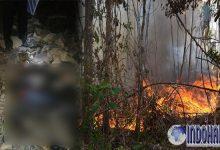 Hilang Satu Bulan, Ditemukan Kembali Tubuh Hangus Terbakar