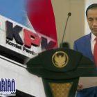Ini Alasan Jokowi Tak akan Biarkan KPK Diperlemah