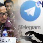 Mengejutkan!! Ini Alasan Sebenarnya Kapolri Tito Tetap Memblokir Telegram