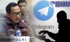 Permalink to Mengejutkan!! Ini Alasan Sebenarnya Kapolri Tito Tetap Memblokir Telegram