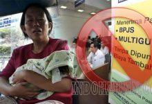 BPJS Tak Berlaku??? Kisah Menyedihkan Ibu Gendong Jasad Bayinya dengan Angkot