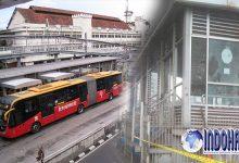 Bus Transjakarta Koridor 5-7 Tetap Beroperasi, Tapi Tidak Berhenti di Halte K.M