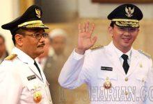 Djarot Bacakan LKPJ Akhir Jabatan Gubernur, Nama Ahok Disebut?