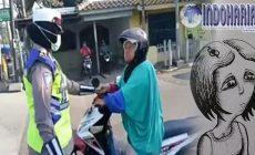 Permalink to Dibalik Video Viral Emak Marahi Polwan, Terdapat Kisah yang Menyedihkan