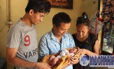 Permalink to Kisah Dramatis Sopir Taksi Palamarta Bantu Ibu Melahirkan di Taksinya
