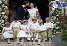 Wow!! Pernikahan Pippa Dengan Miliuner Muda
