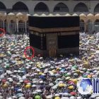 Kejadian Unik dan Menakjubkan di Masjidil Haram Usai Puncak Haji