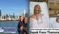 Permalink to Frans Dalam Keadaan Sakit Parah, Putri Amien Rais Sudah Maafkan