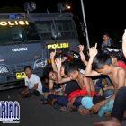 Pesan Polisi Untuk Geng Bermotor, Mau Bubar atau Kita Pidanakan