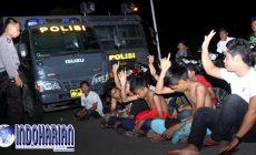 Permalink to Pesan Polisi Untuk Geng Bermotor, Mau Bubar atau Kita Pidanakan