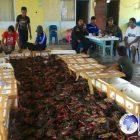 Polisi Berhasil Gagalkan Penyelundupan Kepiting Bertelur, Pelakunya Larikan Diri