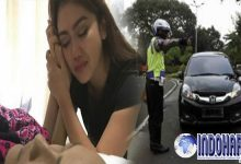 Berpulangnya Jupe, Sang Adik Kebut di Jalan Raya, Ditilang Polisi
