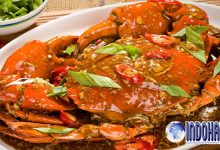 Kepiting Saus Padang yang Menggugah Selera, Ingin Tahu Resepnya?