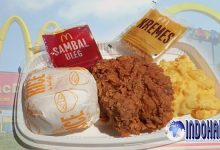 Bulan Puasa McD Hadirkan Menu Fried Chicken Kremes dengan Sambal Uleg