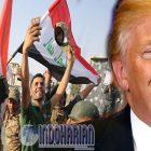 Trump Sebut, Hari Akhir ISIS Telah Diujung Pelupuk Mata