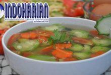 Resep Sup Oyong Soun, Makanan Sehat Untuk Keluarga Tercinta