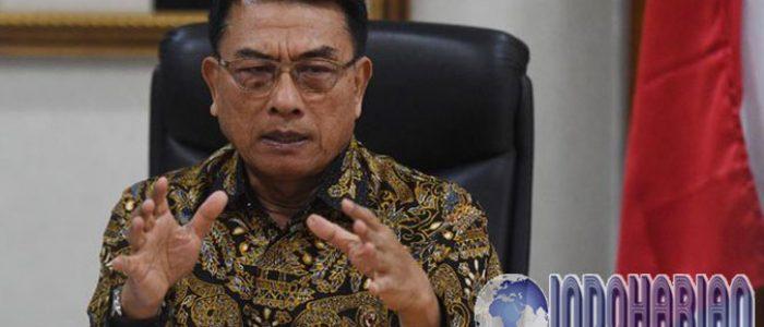 GAWAT! SBY-Moeldoko Perang, Demokrat Diambil Alih?